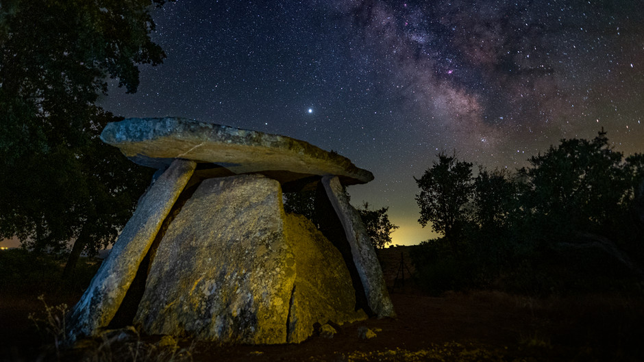 Provincia de Cáceres: una oferta astroturística única
