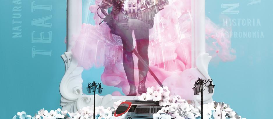 El Tren de Cervantes regresa en otoño a Alcalá de Henares