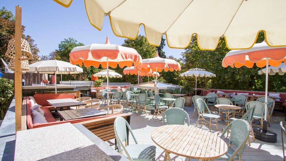 Florida Park estrena la temporada estival con la apertura de su terraza
