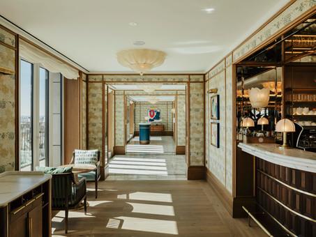De Madrid al cielo con Dani, el esperado proyecto de Dani García en el hotel Four Seasons de Madrid