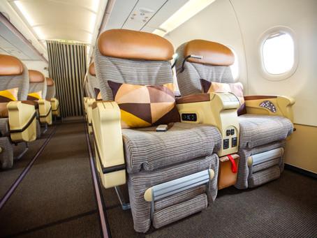 Etihad Airways incluye un seguro de cobertura médica frente al COVID