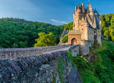 Castillos del mundo, entre la defensa y la estética