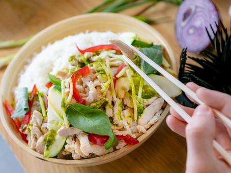 Pitaya Málaga: cocina thaï para disfrutar comiendo sano