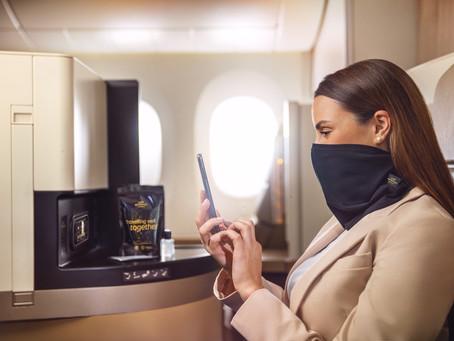 Etihad Airways incluye pruebas PCR en sus vuelos desde Abu Dhabi