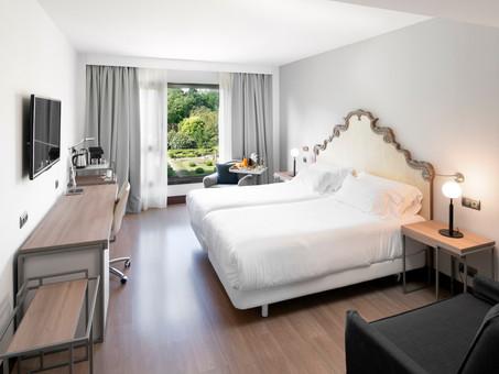El hotel Palacio de Avilés se incorpora a la red 'Affiliated by Meliá'