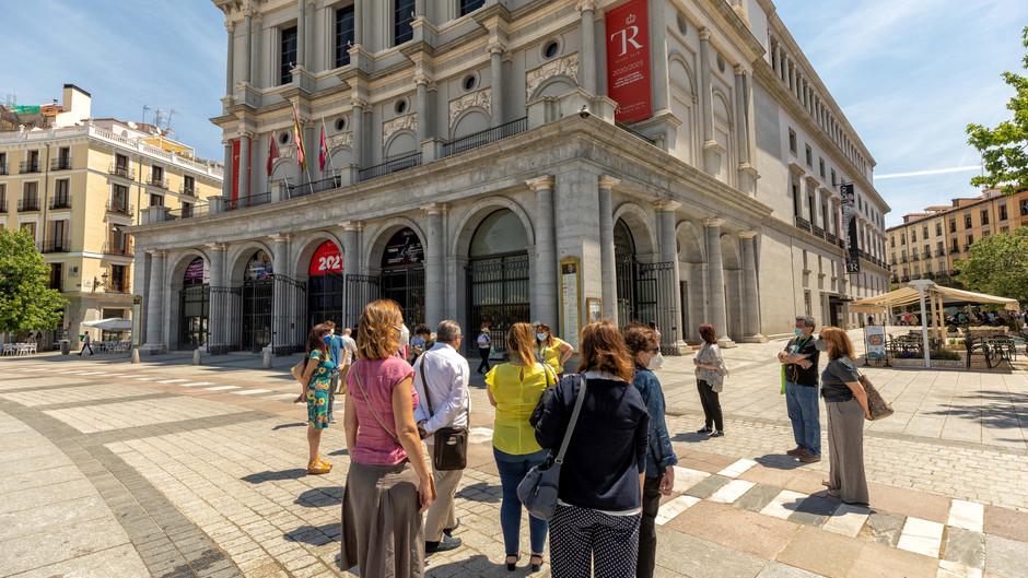 Madrid ofrece 39 visitas sobre la historia de Madrid y el Ratoncito Pérez