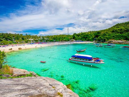 """El turismo internacional regresa a Tailandia con el programa """"Phuket Sandbox"""""""