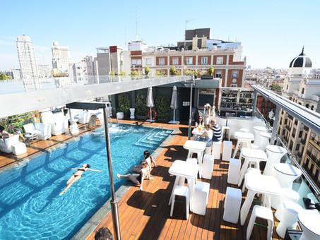 Modo verano 'on' en la terraza del Santo Domingo