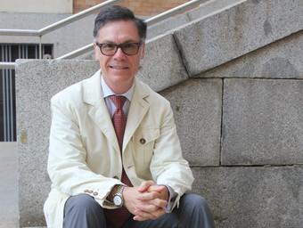 Víctor Briones, nuevo director de los Cursos de Verano de la Universidad Complutense en El Escorial