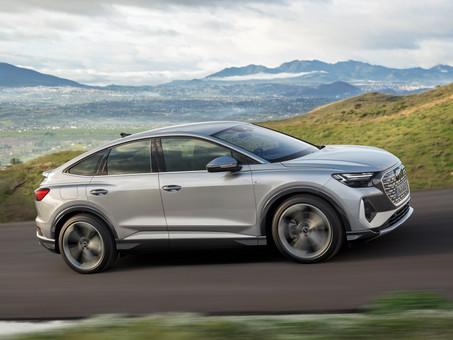 Arranca la comercialización en el mercado español del Audi Q4 Sportback e-tron