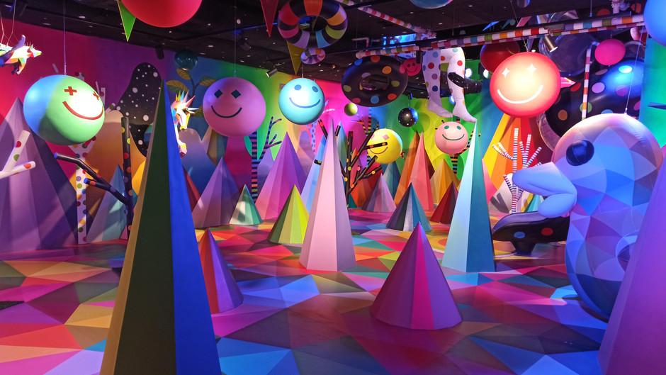 """""""Sweet Space"""", el museo más dulce de Madrid"""