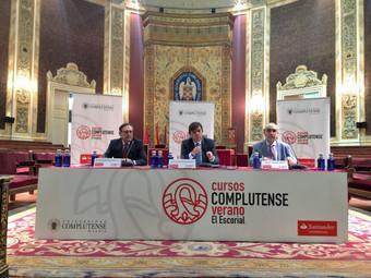 Vargas Llosa y Manuel Valls abrirán la programación de los Cursos de Verano Complutense 2018