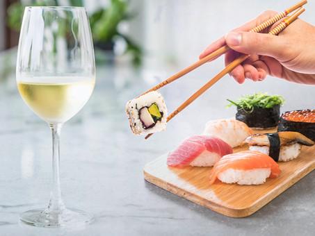 18 de junio, día internacional del sushi: maridaje con D. O. Rueda