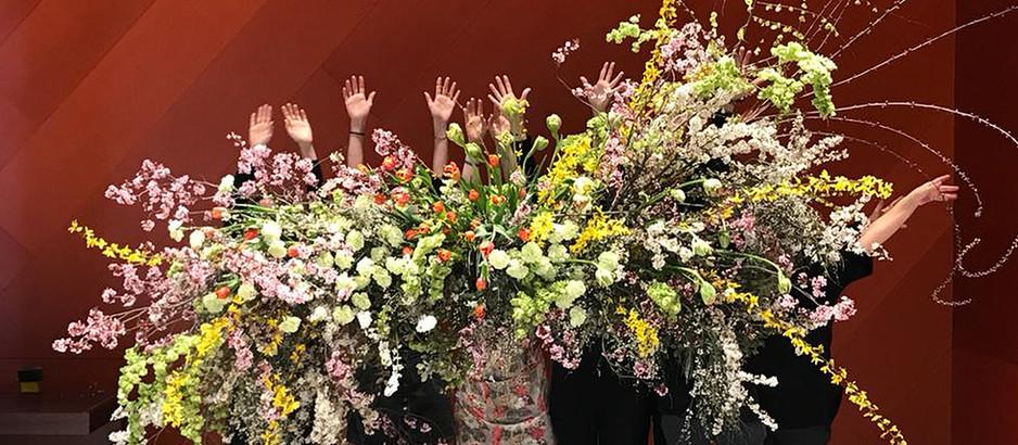 FLORA: Festival Internacional de las Flores en Córdoba