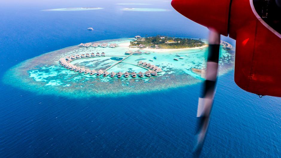 Islas paradisiacas, el viaje deseado