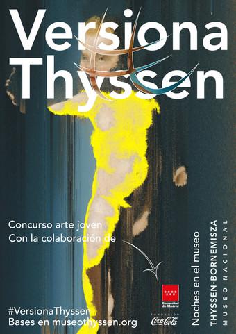 Vuelve #VersionaThyssen en su quinta convocatoria