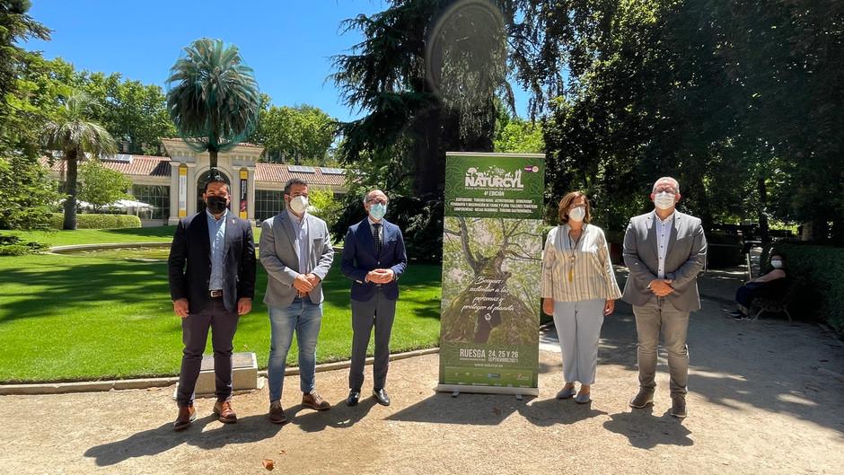 Zamora, destino nacional en Naturcyl 2021