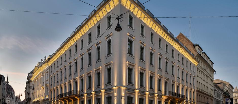 Eurostars Hotel Company abre el Hotel Aurea Ana Palace, su primer cinco estrellas en Budapest