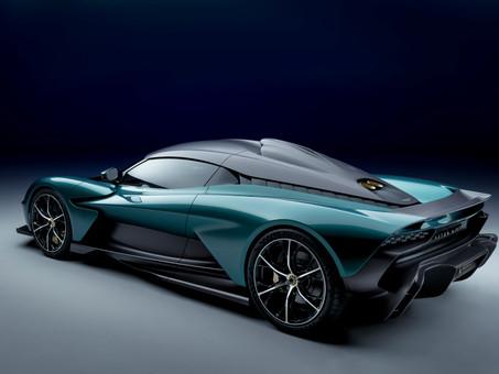Valhalla: nuevo híbrido de Aston Martin