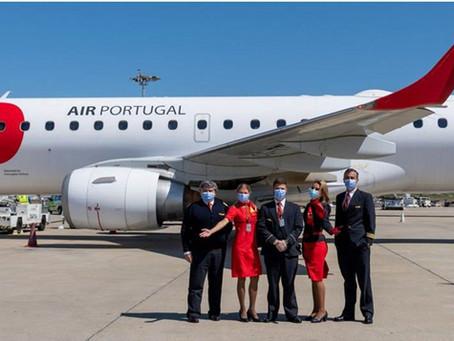 TAP ya vuela a Lisboa desde Ibiza y Fuerteventura