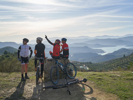 El corazón de Andalucía a golpe de pedal