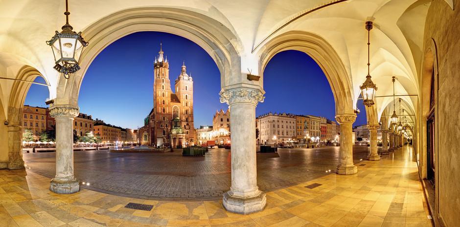 Polonia, abierta al turismo