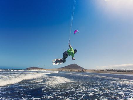 Tenerife, la isla perfecta para reactivar la adrenalina