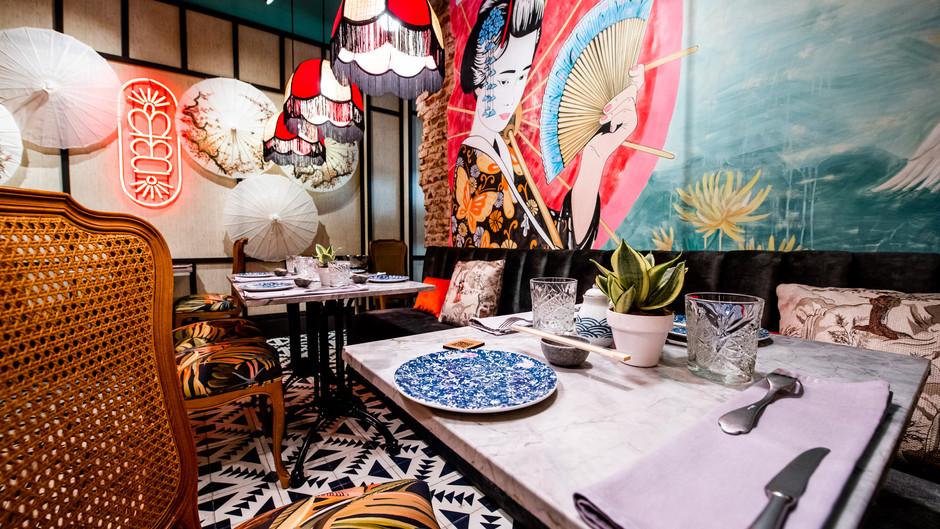 Madame Butterfly, el nuevo templo de la cocina japo en Madrid