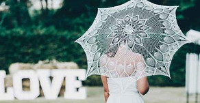 When It Rains On Your Wedding Day: What Does it Mean?