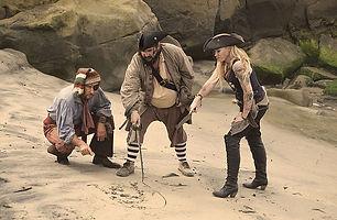 Pirate Team Building