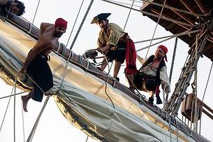 Team Building San Diego Pirate Adventures
