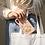 Thumbnail: 刺繍メッセージ マリーゴールド(ピンク)