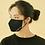 Thumbnail: MMオーガニックコットンマスク メッセージ