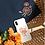 Thumbnail: 刺繍シンプル マリーゴールド(クリームホワイト)