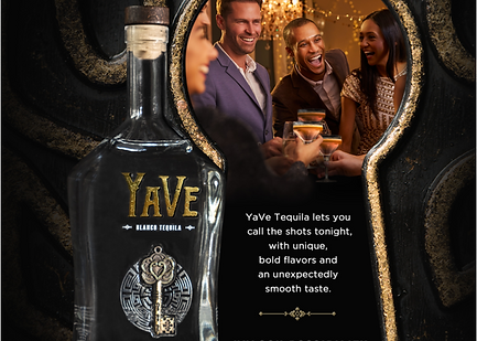 Unlock Possibility YaVe Tequila.png