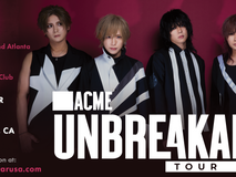 ACME Unbreakable Tour 2021: Ticketing & VIP Information
