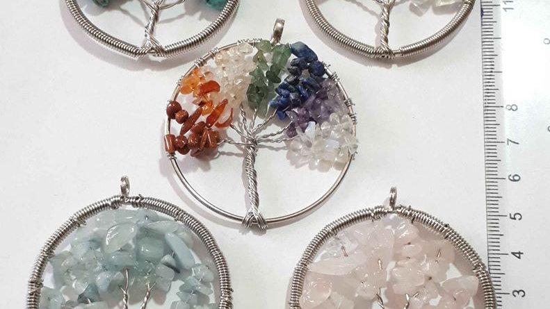 bijoux de pierres minérales