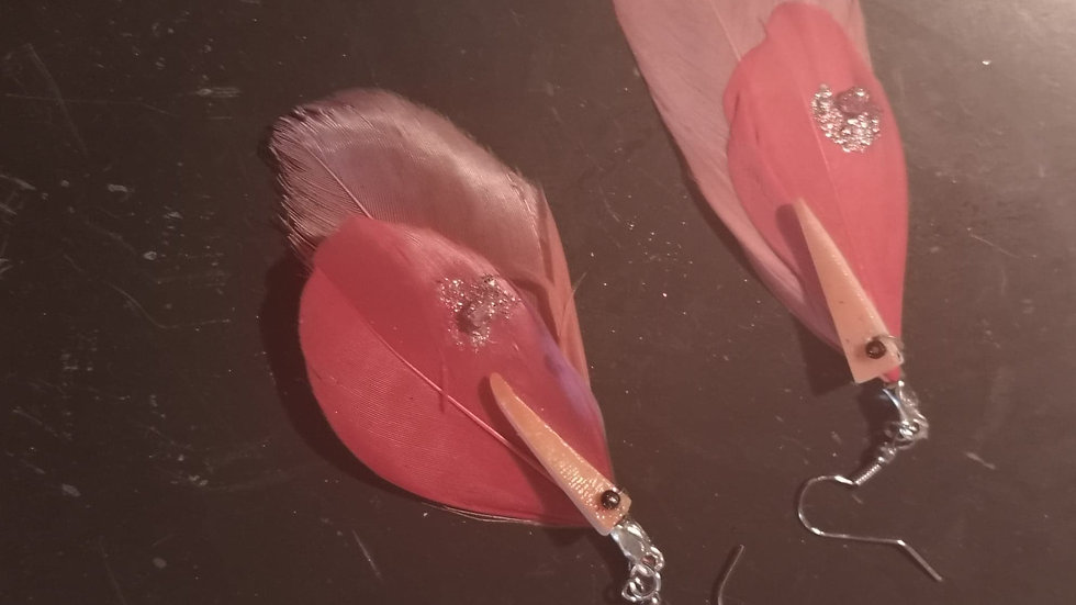 double plume