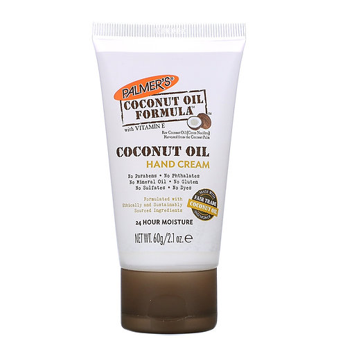 Palmer's, Coconut Oil, Hand Cream, 2.1 oz (60 g)