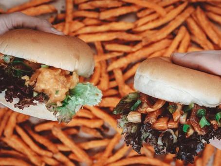 Amazeburgers & Business Lunch