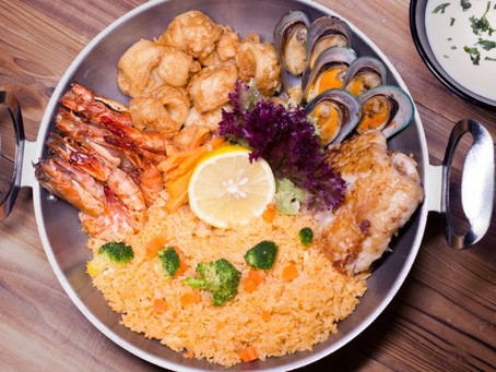 Our Seafood Wok at AED69 Only!