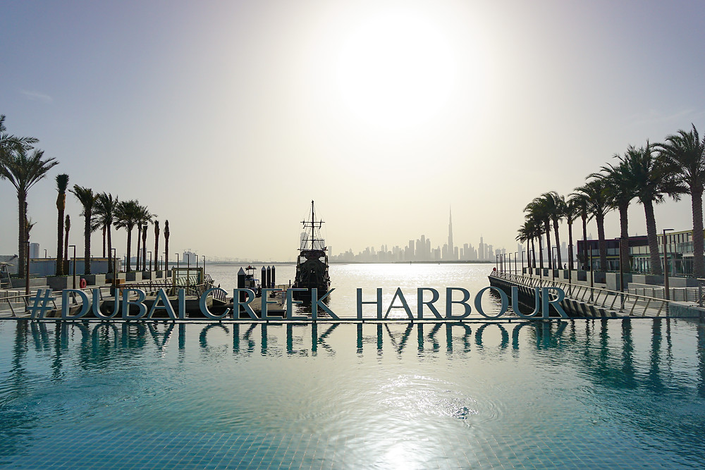 Dubai Creek Harbour