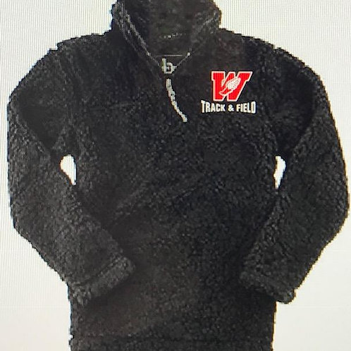 Track & Field Sherpa BLACK