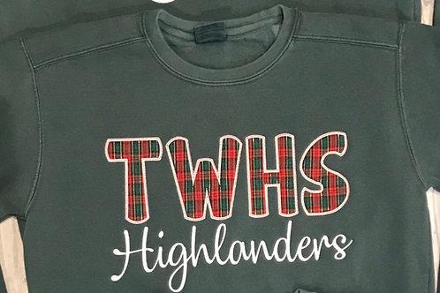 Highlander Crewneck Sweatshirt