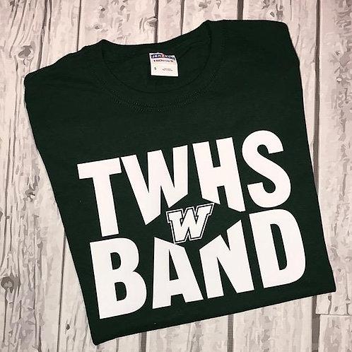 TWHS Band Spirit Tee