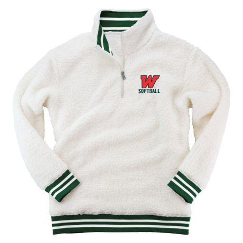 W Softball Varsity Sherpa