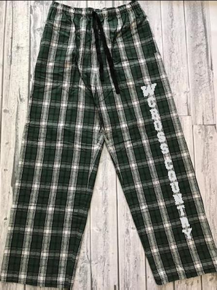 CC Flannel Pants Plaid
