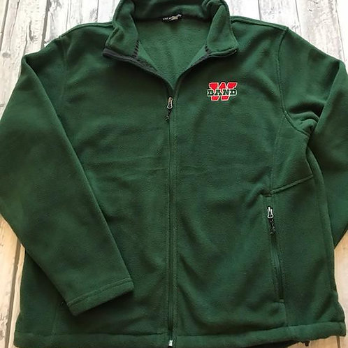Band Men's Fleece Jacket