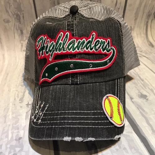 Highlanders Softball Hat