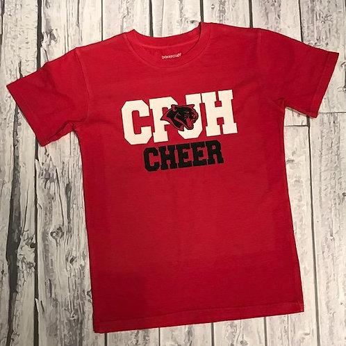 CPJH Cheer Vintage Tee